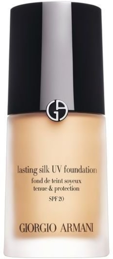 Giorgio Armani Lasting Silk UV Foundation N02 30ml