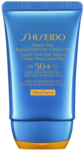 Shiseido Expert Sun Aging Protection Cream Plus SPF50 50ml