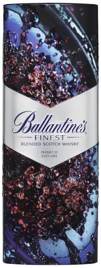 Ballantine's EOY 1L Tin