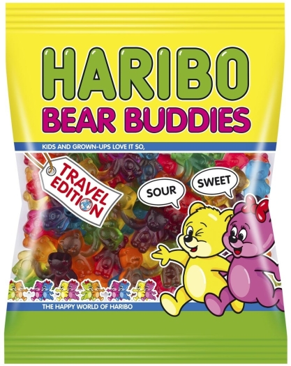 Haribo Bear Buddies 500g