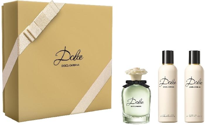Dolce & Gabbana Dolce Gift Set 75ml + 100ml + 100ml