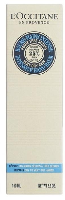 L'Occitane en Provence Karite-Shea Butter Intensive Hand Balm 150ML