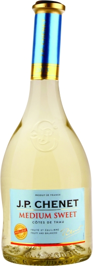 JP. Chenet Medium-Sweet Blanc 0.75L