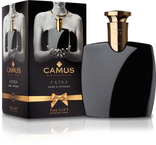 Camus Extra Dark Intense Cognac 40% 0.7L