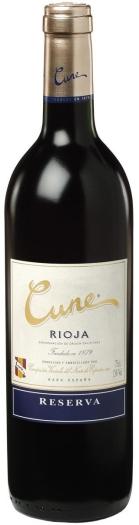 Cune Reserva Rioja 0.75L