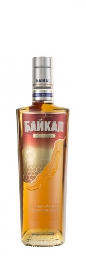 Baikal Honey&Pepper 40% Infused Vodka 0.5L