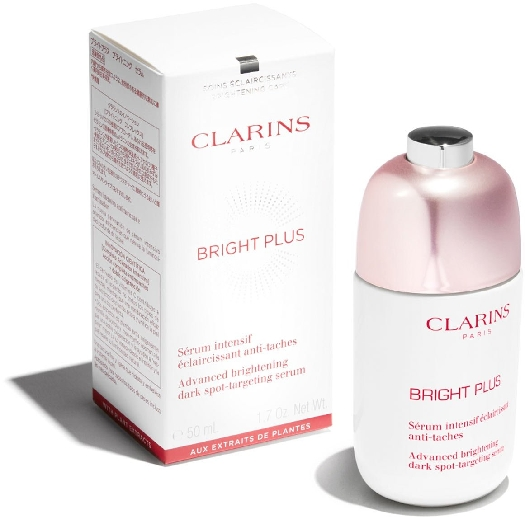 Clarins Bright Plus Advanced Brightnening Dark Spot Targeting Serum 80056364 50ml