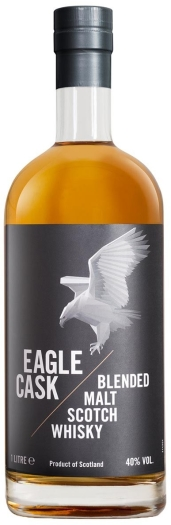 Eagle Cask Blended Malt 40% Whiskey 1L