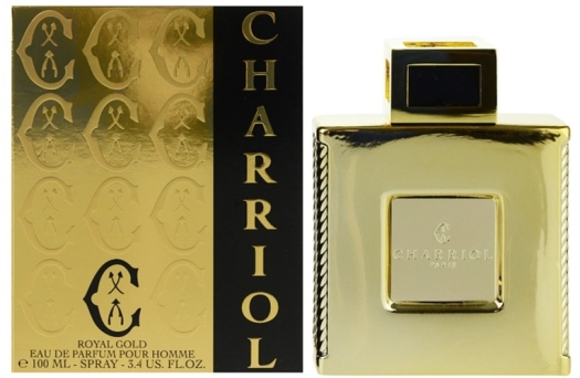 Charriol Royal Gold 100ml