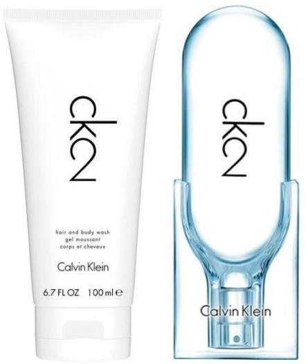 Calvin Klein CK2 Set