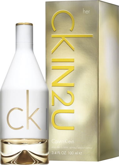 Calvin Klein CK IN2U For Her 100ml