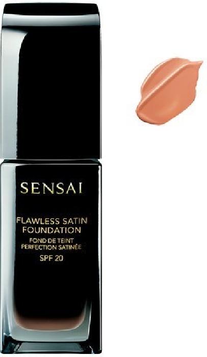 Sensai Flawless Satin Fluid Foundation NFS103 Sand Beige 30ml