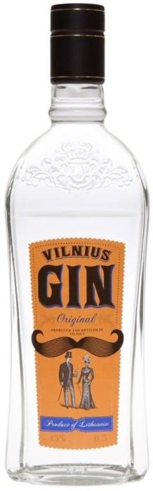 Vilnius Gin Original 0.5l