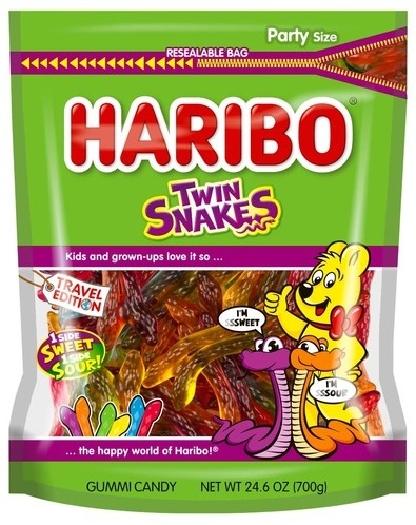 Haribo Twin Snakes 10037137 700g