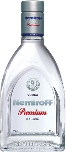 Nemiroff Premium De Luxe 1L