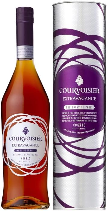 Courvoisier Extravagance 40% 0.7L