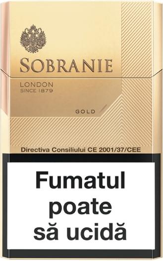 Sobranie KS Gold