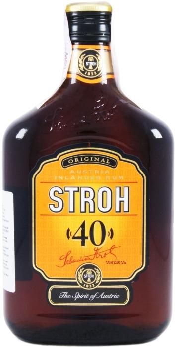 Stroh Rum 1L