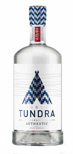 Tundra Authentic Far North Vodka 0.25L