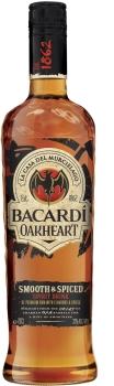 Bacardi OakHeart 1L