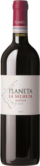 Planeta La Segreta Rosso 0.75L
