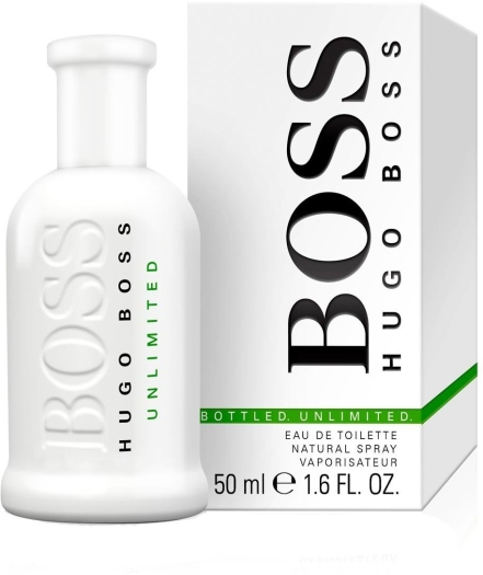 Boss Bottled Unlimited 50ml
