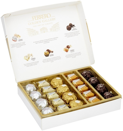 Ferrero Golden Gallery Collection 216g