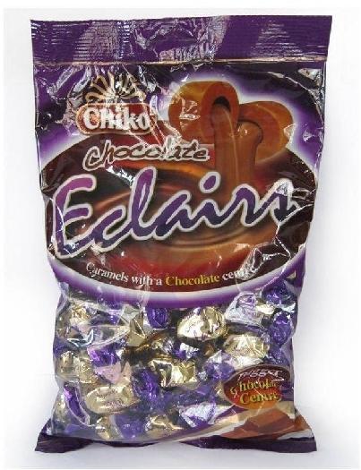 Chiko Chocolate Eclair 500g