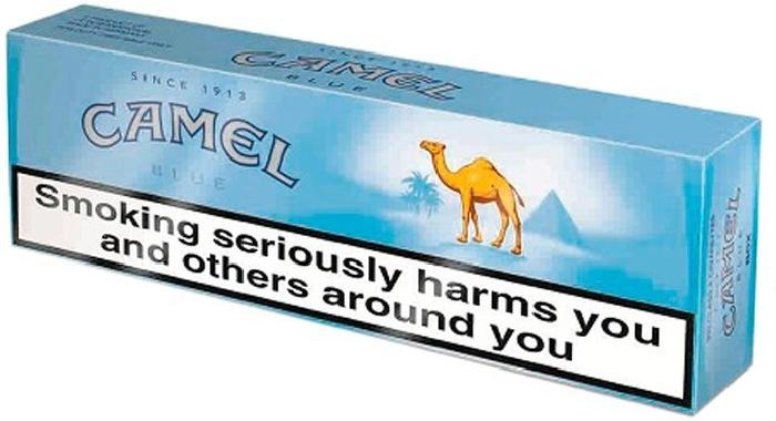 Camel Blue 200s PHW
