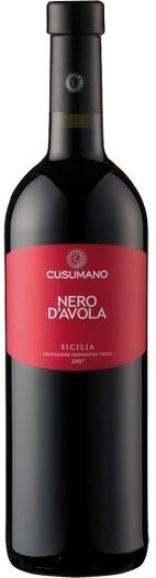 Cusumano Nero d'Avola 0.75L