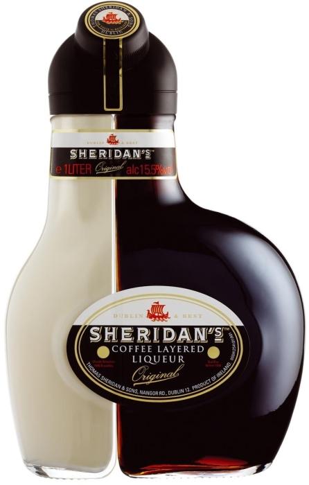 Sheridan's Coffee Layered Liqueur 1L