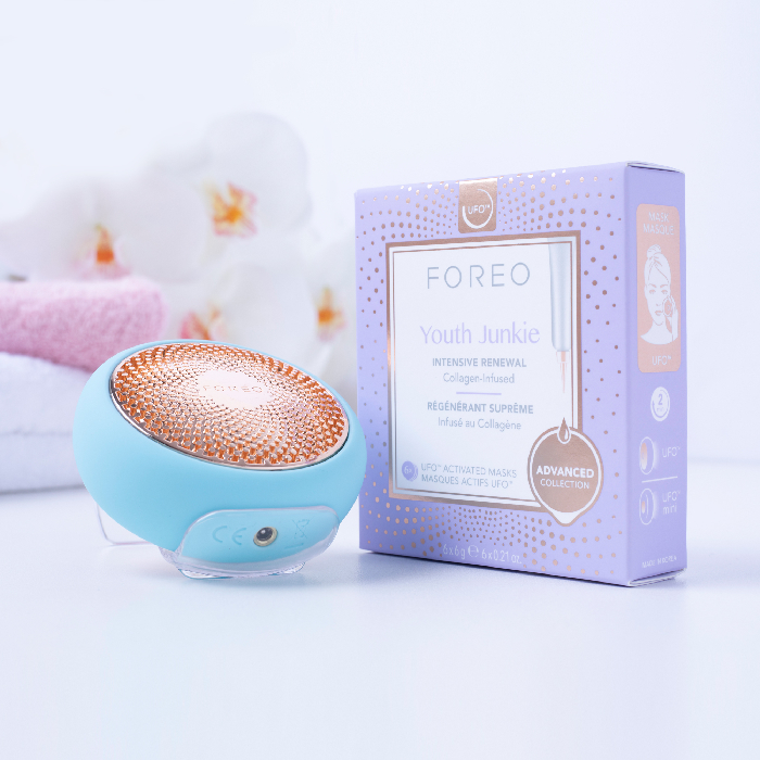 Foreo UFO Masks Youth Junkie x 6 collagen