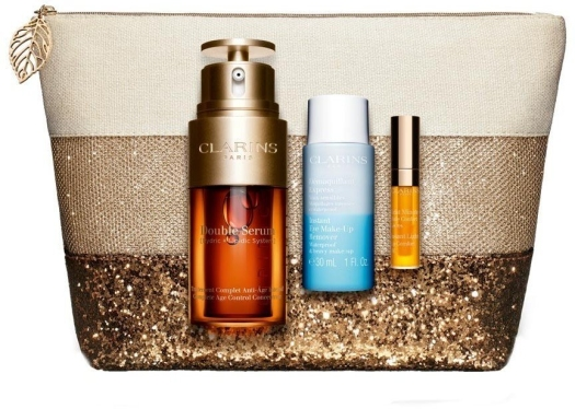 Clarins Skincare Set 2x30ml + 2.8ml