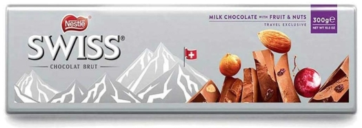 Nestle Swiss Fruit Nuts Tablet 300g