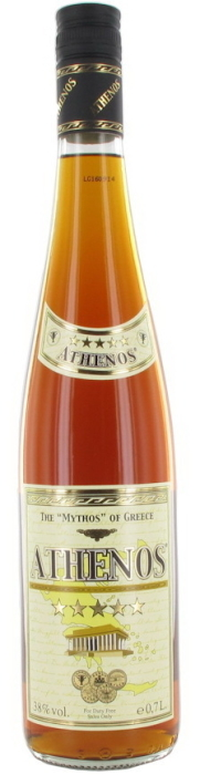 Athenos Brandy 0.7L