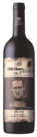 19 Crimes The Uprising, South Eastern Australia