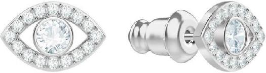 """Swarovski Women's earrings """"Luckily Evil Eye Pierced Earrings"""""""