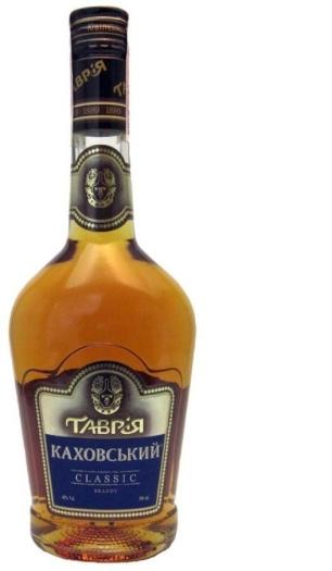 Tavria Kahovskij Classic 40% 0.5L