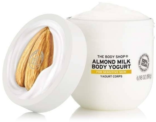 The Body Shop Body Yogurt Almond Milk 200ml