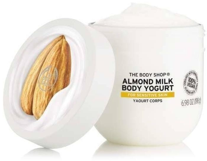 The Body Shop Body Yogurt Almond Milk 200ml
