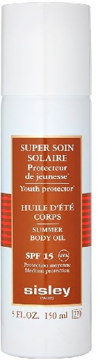 Sisley Super Soin Solaire Silky Body Oil 150ml