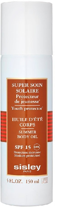 Sisley Super Soin Solaire Silky Body Oil 150ml