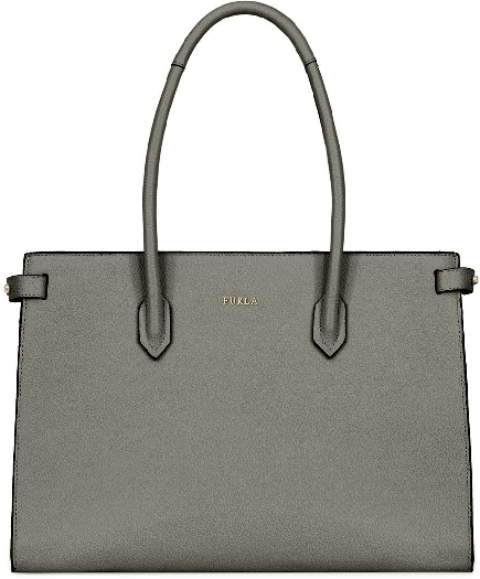 Furla Handbag Pin 904121 Grey