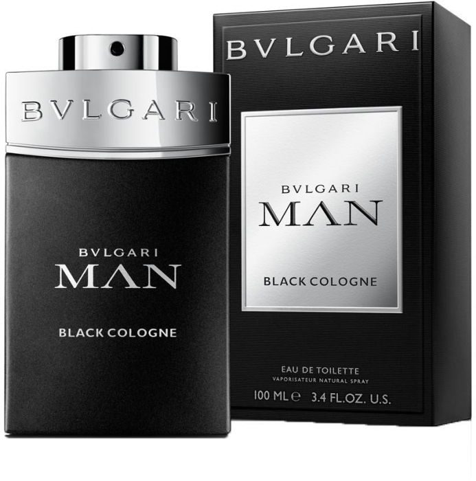 Man Black Cologne 100ml