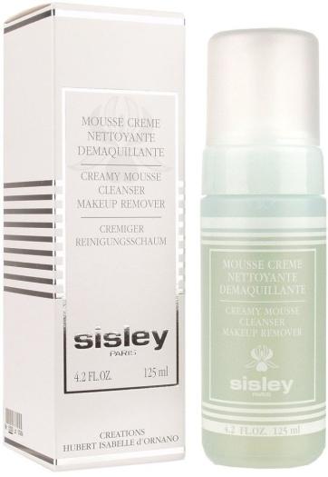 Sisley Mousse Creme Nettoyante Demaquillante Creamy Mousse Cleanser 125ml