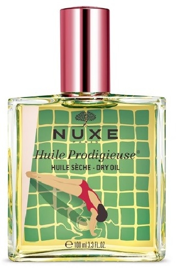 Nuxe Huile Prodigieuse Body Oil 2020 Coral 100 ml