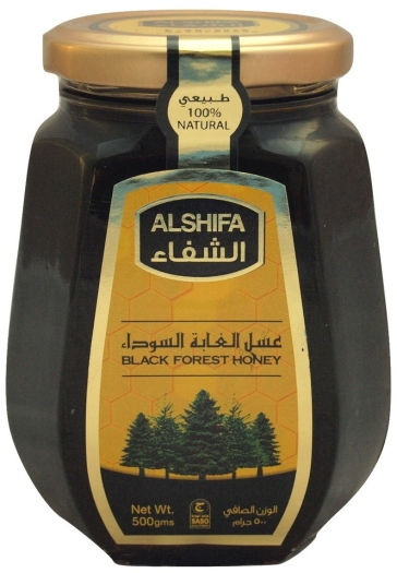 Al Shifa Black Forest Honey 500g