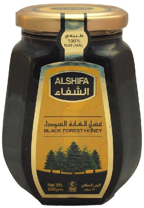 Al Shifa Black Forest Honey 500g