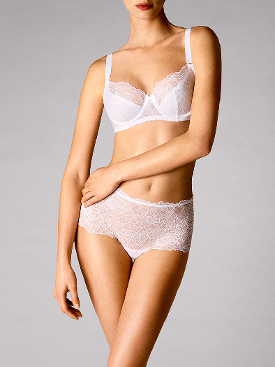 Wolford Stretch Lace Cup Bra 69745 7005 85C