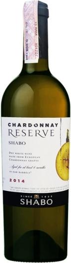 Shabo Chardonnay Reserve 0.75L